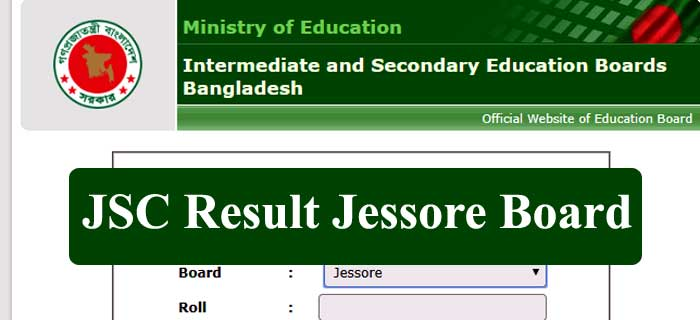 JSC Result 2019 Jessore Board-Full Marksheet